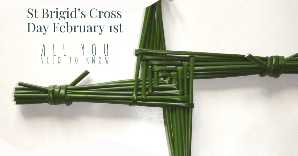 St Brigid's Cross Day 1st February 2021 All You Need To Know.