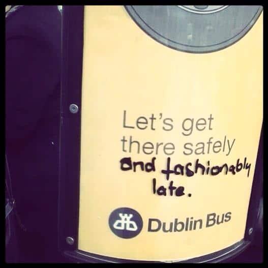 best irish joke one liners