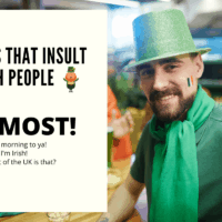 10 Things that insult Irish people the most
