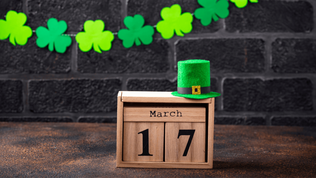 The World Is Going Green For St Patrick's Day Once Again