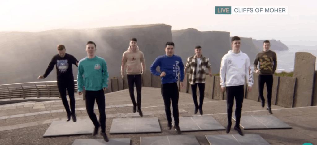Irish Dancers With 25 Million TikTok Likes Celebrate St Patrick's Day