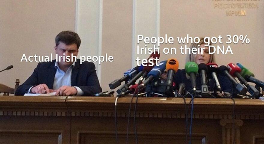20+ Very Best St Patrick's Day Memes That Will Craic You Up! 😂