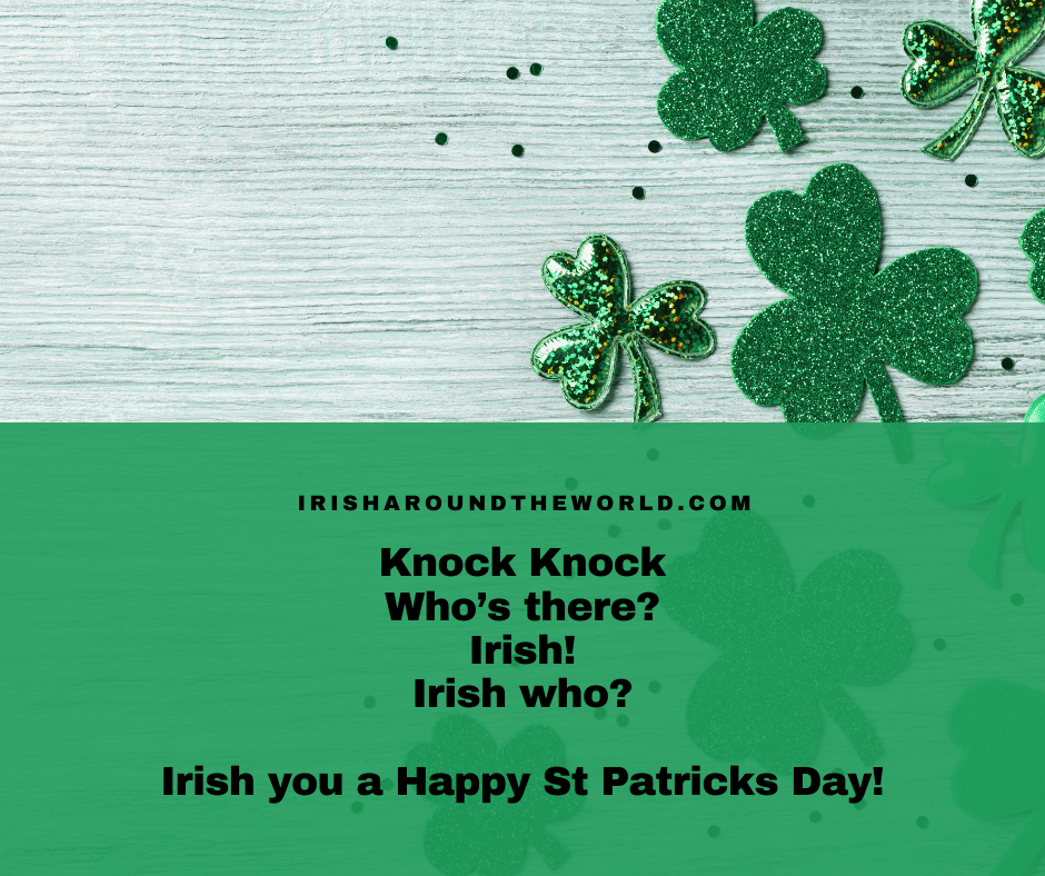irish you a happy St Patricks day