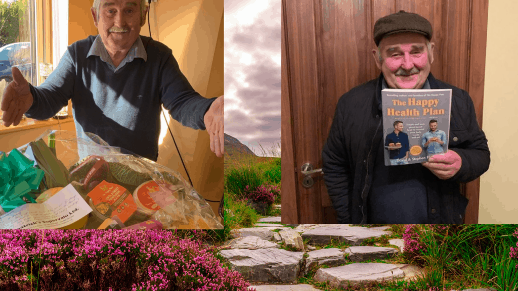 Sing And Step With Padraig Meet The 67 Year Old Irish Influencer
