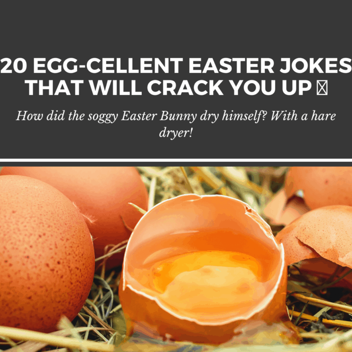 20 Egg-cellent Easter Jokes That Will Crack You Up