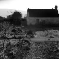 Brigid Halpin's cottage in Camas as it is today. The photograph is by Dermot Lynch.