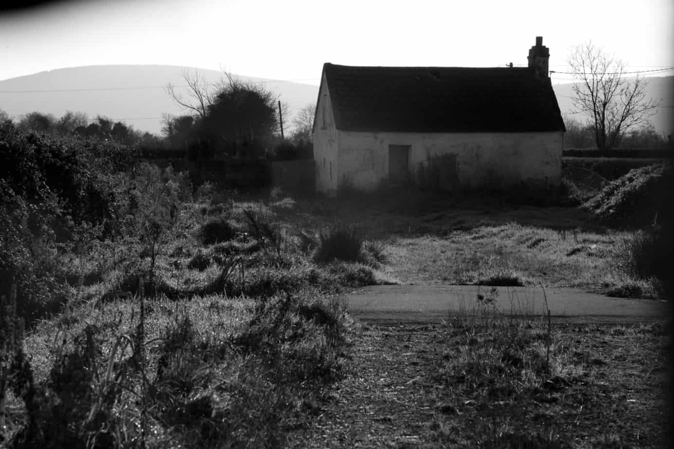 Death of an Irishwoman Brigid Halpin's cottage in Camas as it is today. The photograph is by Dermot Lynch.