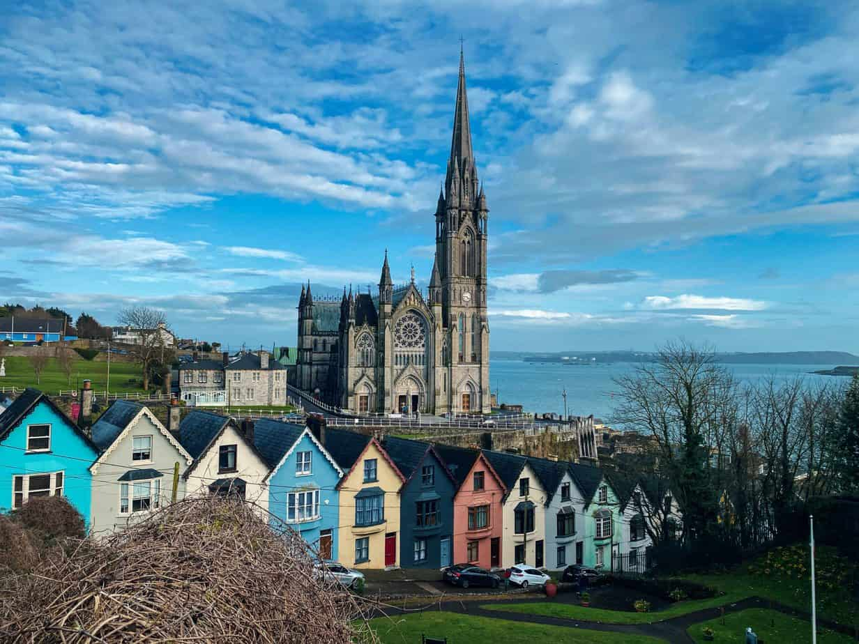 One of the interesting facts about Cork is that the Cobh cathedral has over 49 bells and weighs over 26 tonnes.