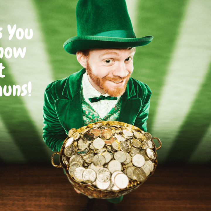 ☘️ 20 things you didn't know about Leprechauns